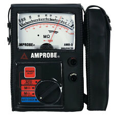 Amprobe AMB-3 Analog Megohmmeter - Insulation Testers