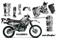 AMR Racing Honda XR 650L Graphic Decal Number Plate Kit Bike Stickers 93-15 NS W