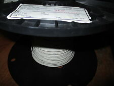 Wire Masters Mil 27500 20SC1S23 20 awg. 1 Cond. with SPC Braid and Tape 380ft.