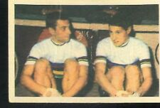 RIK VAN LOOY PETER POST Cyclisme 60s Cycling Ciclismo WORLD CHAMPION Wielrennen