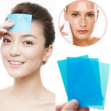 Facial Oil Control Absorption Film Tissue Makeup Blotting Paper 100PCS