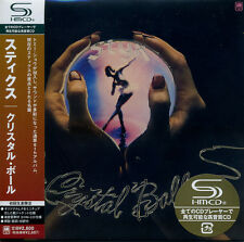 STYX Crystal Ball (1976) Japan Mini LP SHM-CD UICY-93920 new