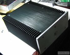 5Aluminum class A amplifier enclosure/amplifier chassis AMP BOX with heatsink