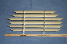 VW Beetle Oval Bug Venetian Rear Window Louvered Blind 1953 - 1957 accessory HTF