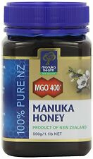 Manuka Health MGO 400+ Manuka Honey Blend (20+) - 500g