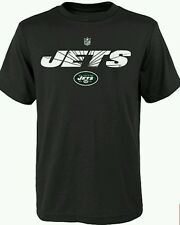 "New York Jets Youth NFL ""Shatter Mark"" Short Sleeve T-Shirt Size Youth L NWT"