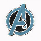 New Avengers Patch Embroidered Iron/Sew ON Patch Sew Applique Badge 3.1X2.7