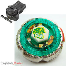 Masters Beyblade Metal Fusion BB-30 ROCK LEONE + Double string LR Launcher