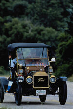 455028 1911 Ford Model T A4 Photo Print
