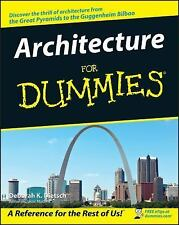 Architecture for Dummies® by Deborah K. Dietsch (2002, Paperback)