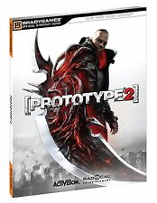Prototype 2 Brady Games Strategy Guide - Microsoft Xbox 360 - PlayStation 3 - PC