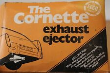 Cornette Exhaust Ejector 1950's on New Old Stock Classic Car Accessory 2""