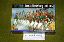 RUSSIAN LINE INFANTRY 1809-1815 Warlord Games Black Powder 28mm Napoleonic