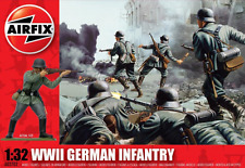 Airfix A02702 WWII German Infantry 1:32 Scale Series 2 Plastic Figures