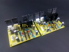 Assemble Stereo Power Amplifier board Ref MA-9S2 MA-9 Class AB or Class A