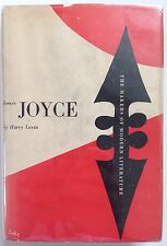 James Joyce - Harry Levin -RARE H/C Association Copy - New Directions 1941