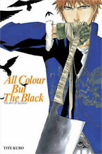 All Colour but the Black: The Art of Bleach-ExLibrary