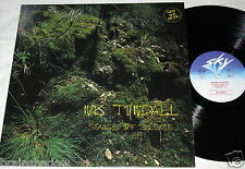 NIK TYNDALL sounds of silence LP Sky Rec. GER 1988 Rare ELECTRONIC AMBIENT !!!