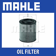Mahle Oil Filter OX154/1D - Fits BMW - Genuine Part