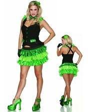 Lucky Charm Sexy St. Patrick's Day Costume Leprechaun Women's Size Large