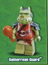 LEGO Star Wars 75005 GAMORREAN GUARD Minifigure STARWARS