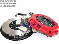 AF STAGE 3 CLUTCH KIT+FLYWHEEL FOR 2008-2015 NISSAN 370Z+INFINITI G37 3.7L