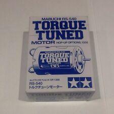 TAMIYA RS-540 TORQUE TUNED MOTOR NIB OP1358, 54358
