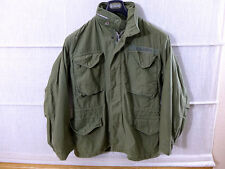 US ARMY Viet nam M65 Coat cold weather Field Jacket Feldjacke oliv Small *1