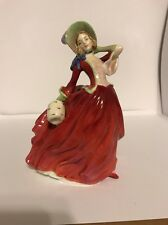 "ROYAL DOULTON FIGURINE--""AUTUMN BREEZE""--HN1934--ENGLAND"