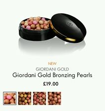Oriflame Giordani Gold Bronzing Pearls - Natural Radiance,  New *SALE*