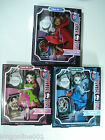 MONSTER HIGH Doll SCARY TALES - All 3 Dolls! New TARGET EXCLUSIVE SET Fast ship!