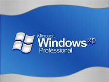Windows XP Professional 32 bit Ed Full Install CD with Product Key SP3 update