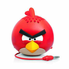 GEAR4 Angry Birds Classic and Space Mini Speakers Collection / Classic Red Bird