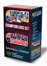 2007 World Series Champions Boston Red Sox Commemorative Set
