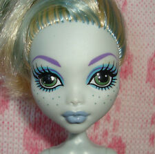 Lagoona Blue Dead Tired Doll Monster High Used No Fins Nude