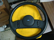 ORIGINAL 1987 1988 1989 MUSTANG GT 5.0  STEERING WHEEL WITH CRUISE CONTROL