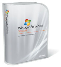 Windows Server 2008 R2 Standard Multi Language - 64 BIT