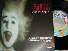 "7"" - Silicon Dream / Albert Einstein & Venus Mix - MINT 1987"
