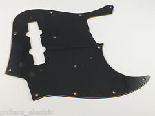 Relic AGED BLACK SCRATCH PLATE Pickguard #11 for 1962 Fender Jazz J Bass