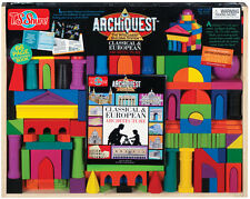 T.S. Shure, ArchiQuest Classical European Architecture Wooden Blocks, 2052