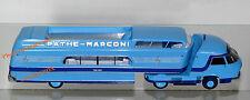 Old big BUS PANHARD IE 45 HL Movic SUPERBUS Advertising truck tour de France new