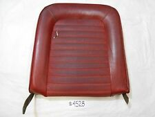 1966 Mustang Front Bucket Seat Back - Passenger