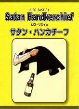 Magia Giochi di prestigio HIRO SAKAI's SATAN HANDKERCHIEF - Magic Trick
