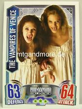 #183 The Vampires of Venice - Alien Attax Doctor Who