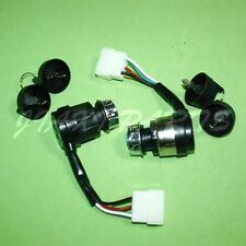 Ignition Key Start Switch 5 Wire 5 Pin For Generator 170F 178F 178FA 186F 186FA