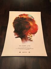 The Last of Us Print - Olly Moss, Jay Shaw - Mondo SDCC 2014 Signed