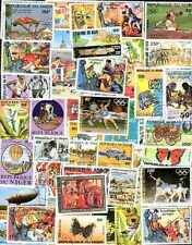 Niger 200 timbres différents