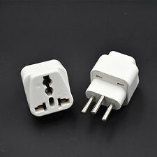 US UK EU To Switzerland Swiss Travel Adapter Plug Outlet Converter Type J