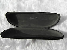 Used - NIKE black mesh covered glasses case