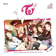 TWICE [ THE STORY BEGINS ] 1ST MINI ALBUM + BOOKLET+PHOTO CARD NEW KPOP